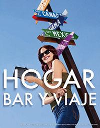 hogar bar viaje promocionales