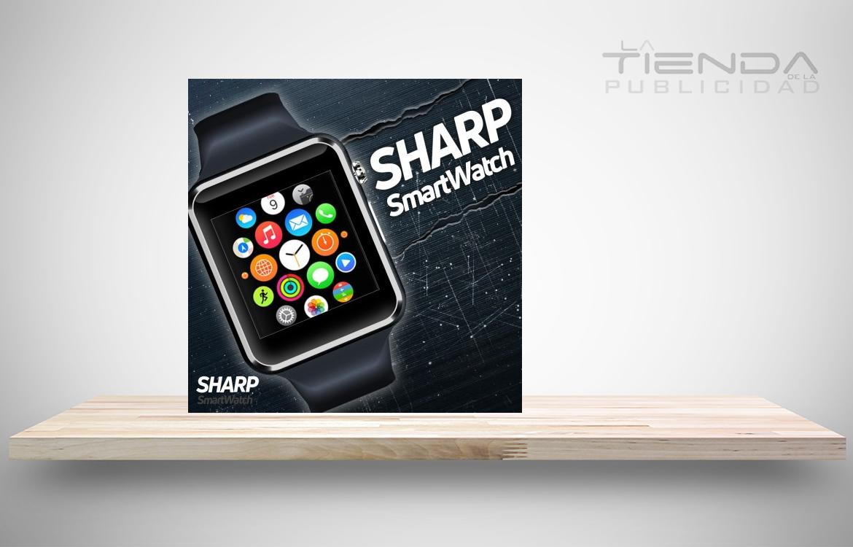 Sharp smarwatch